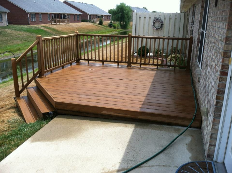 Flora Brothers How To Clean And Care For Your Composite Deck