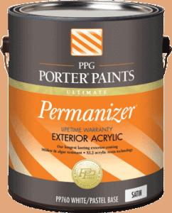 PPG Paint Exterior Permanizer
