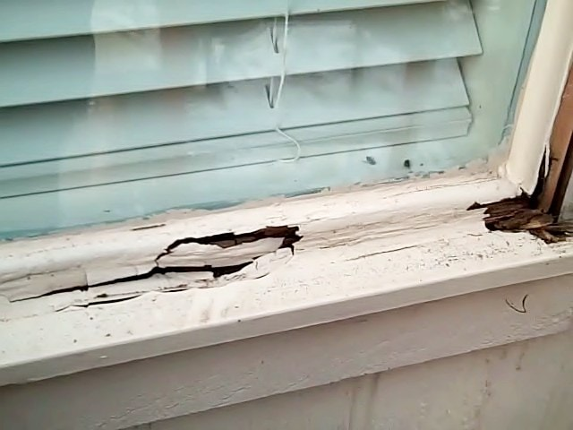How To Properly Repair Wood Rot On Your Home 39 S Exterior