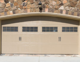 Garage Door Repainting