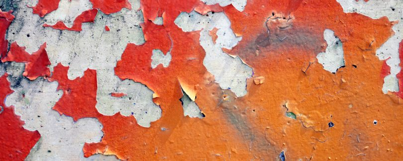 What to do About Peeling Paint