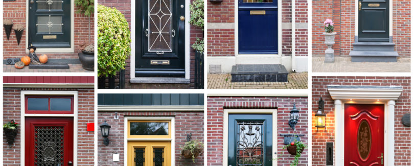 Six Tips for Picking Paint Colors for the Front Door and Trim