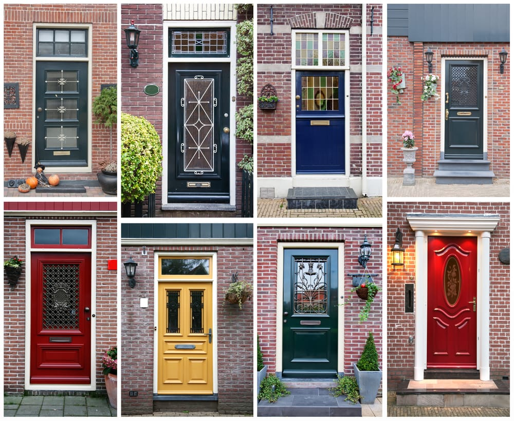 Six Tips For Picking Paint Colors For The Front Door And
