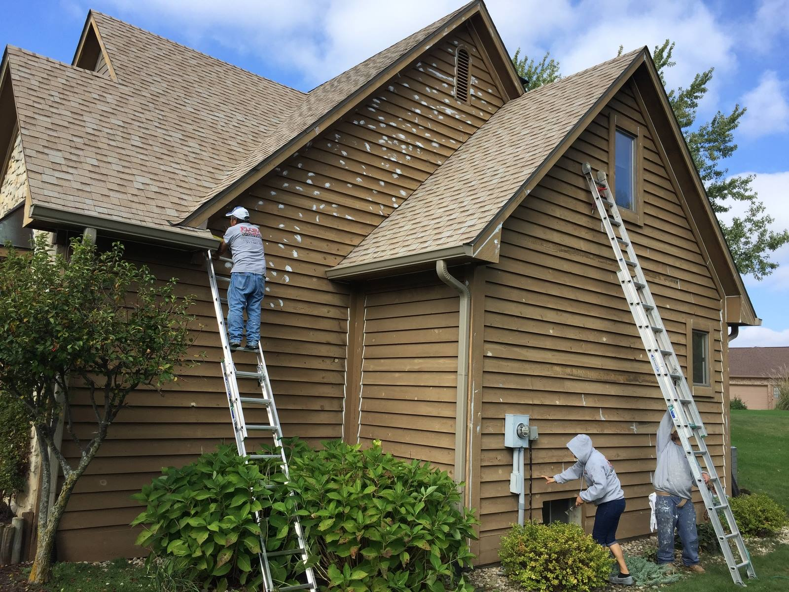 Things You Should Know Before Repainting Your Soffit and