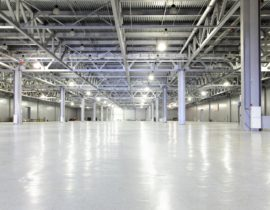 Could Your Warehouse Use a Fresh Coat of Paint?