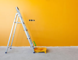 Eliminate Drywall Flaws before Beginning Your Interior Painting Project