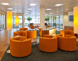 Choosing the Right Colors For Your Commerical Office Space Can Make All the Difference