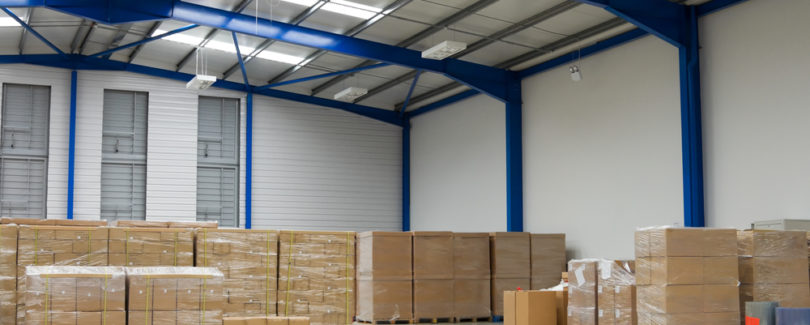How to Prepare Your Warehouse for a Re-paint