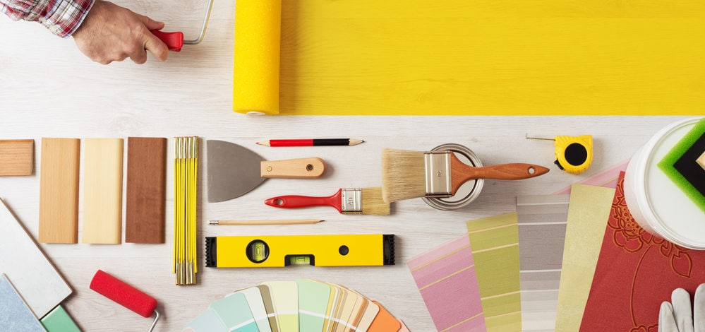 Top Tools Needed for Your Home Painting Project