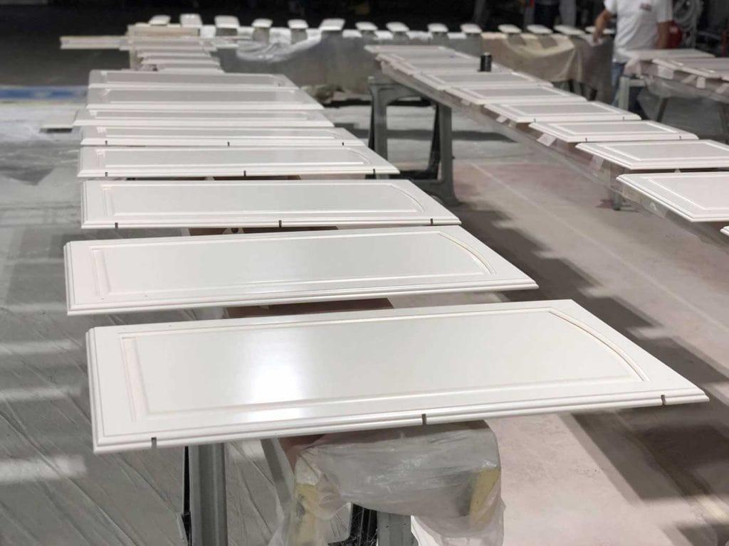 Painting Cabinet Doors