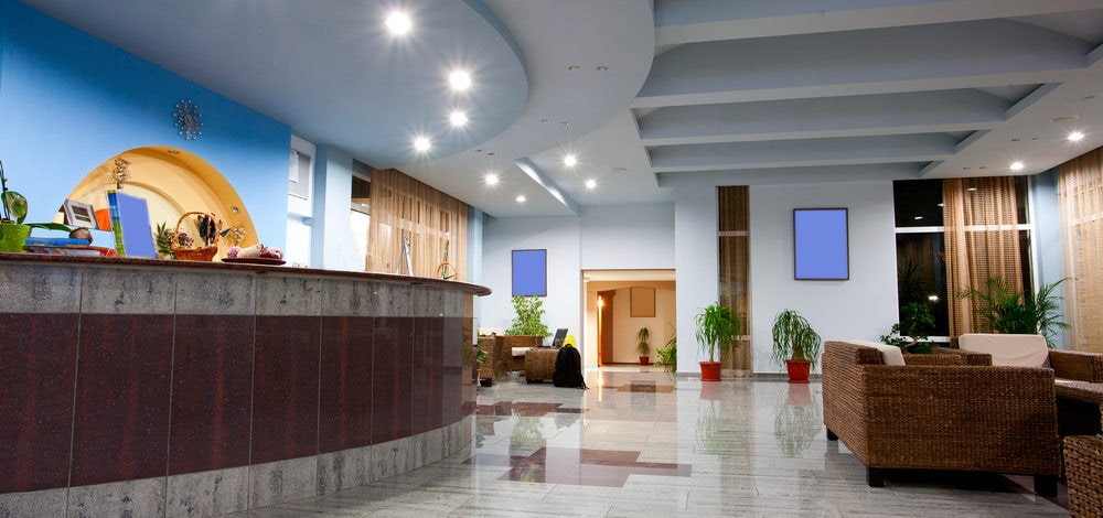 Hire a Professional Painter for Your Hotel Renovation