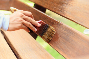 Paint or Stain: How Do I Choose?