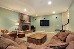 Turn Your Basement From Drab Into Fab
